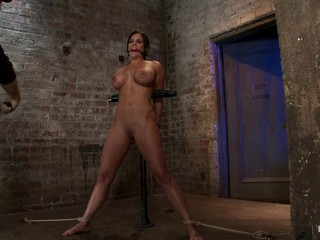 mackenzee hollow out forced to cum