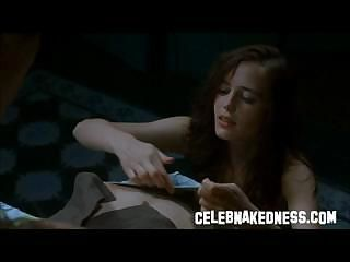 Celeb eva green big bare natural breasts and bare vagina in the dreamers having sex