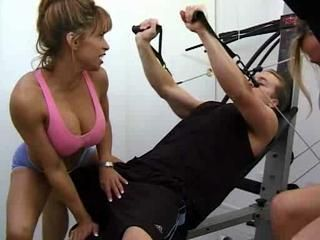 Devon Michaels Sex Handy Get under one's Gym