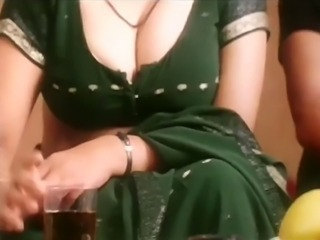 Amateur Big Tits Indian Wife