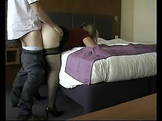 Strangers Fuck In hotel Room