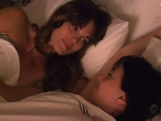 The L Word: Mia Kirshner and Kate French 04