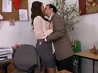 British Office Pussy