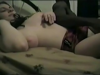 White Wife Enjoys Excited Black on XXXmas! Plz Comment