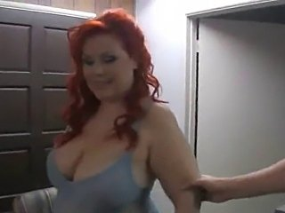 Gorgeous Fat Redhead Interviews