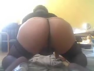 Turkish TurkDWT CD Crossdresser Big Booty Ass Phat Azz Vid 3