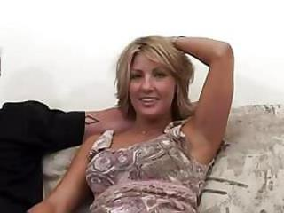 Big Tits Blonde Cash MILF