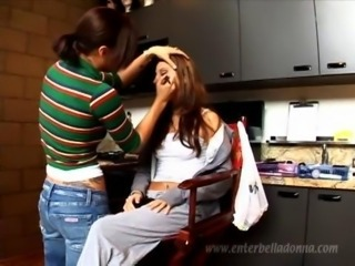 Belladonna and Jenna Haze Fetish Cock up 2 (1 of 3)