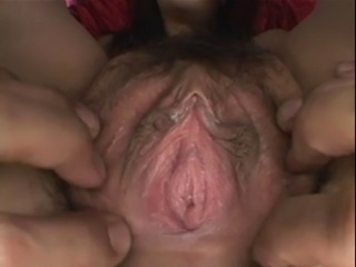Pussy Hairy Clit Close up
