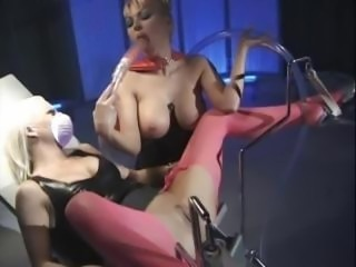 Indescribable Orgy By Two Blonds And One Guy