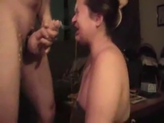 Really Nice Deepthroat Training