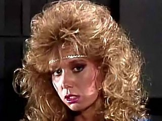 Sheena Horne from Sex Aliens vintage movie
