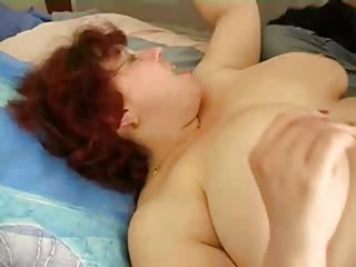 Mature BBW and Boy