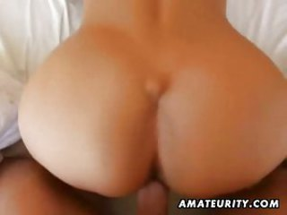 Hot lay girlfriend homemade cumshots compilation