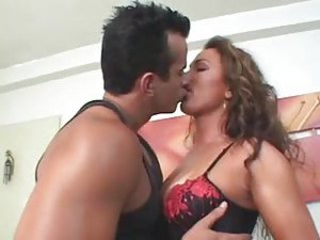 Erotic Brazilian foreplay leads connected with anal