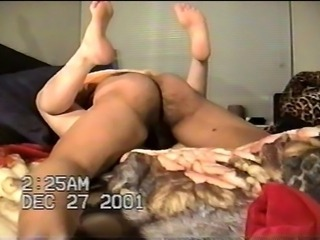 Lonely Horny sister in law gets late night X-mas present