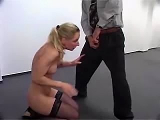 Secretary Abused at Office...F70