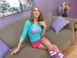 Teen Fucked at Casting - Teen sex video -