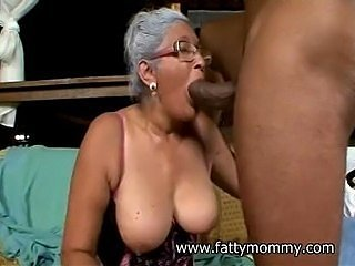 Mature granny Eva seventy one year old with rub-down the man sex