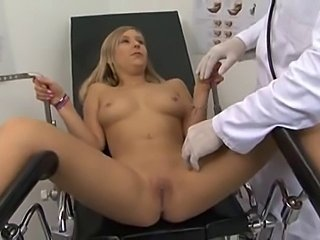 At the doctor s