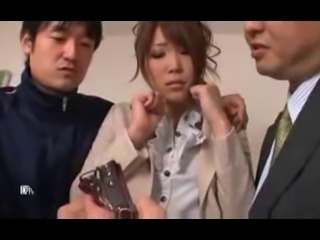 Babe Hardcore Japanese Pornstar Threesome
