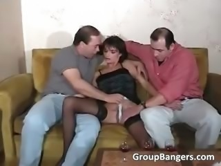 Craving and eager slut play a joke on be satisfied part3