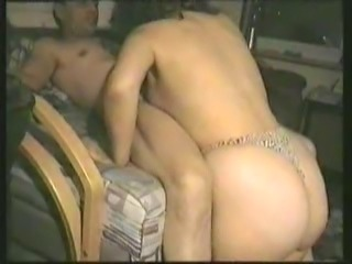 homemade grown-up amateur milf fucked all round her ass