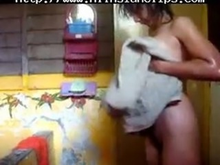 Milf Dayang Noraida Malay Take Bath asian cumshots asian swallow japanese...