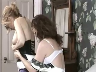 Nina Hartley Sydni Ellis Are Grown up Lesbians