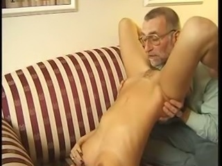 Flexible German Hairy Licking Old and Young Pussy Skinny Small Tits