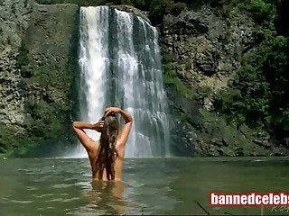 Leelee Sobieski Swimming Naked - Hardcore sex video -