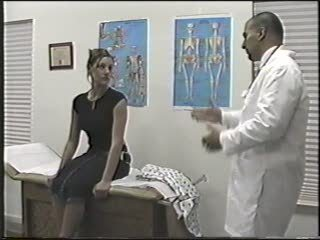 News Sportscaster takes us to her GYN doctor's appointment