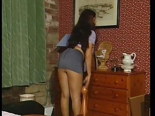 Marie Badinage You in Pantyhose