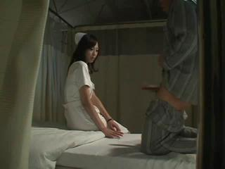 Hot Japanese Care Fucks Patient