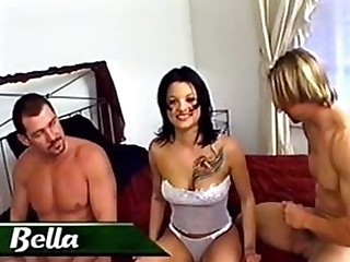 Belladonna from Nasty Nymphos 31 - Hardcore sex video -