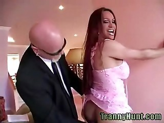 Tranny hardcore video