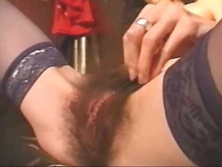 Extremely Hairy French Comprehensive - Fetish sex video -
