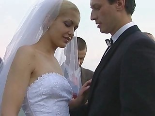 Russian wedding - Teen sex video -