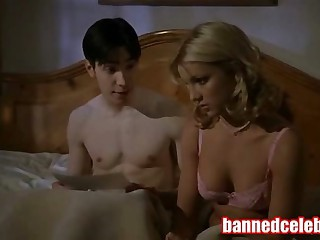 Hot the leading part Britney Spears teases on cam - Erotic sex video -