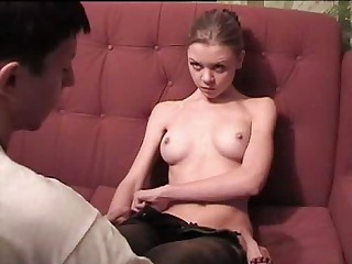 shy girl  - Amateur sex video -