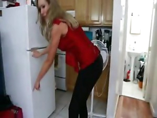 Friend's hot blonde mom gives him a lesson in grown up carnal knowledge