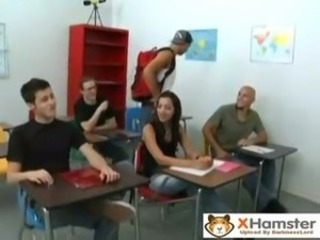 Lezley Zen - X-rated Teacher -