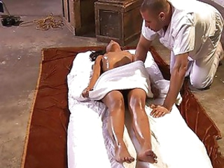 Skin Diamond - Hardcore sexual massage