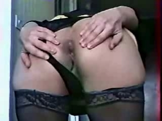 Wife's anal creampie