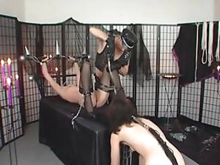 The slave adult slut with small tits part5