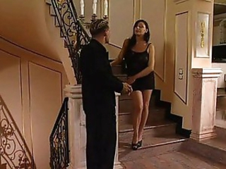 Chrisitina Bella in anal scene