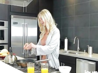 D Cup Natalie Nice invites you for breakfast