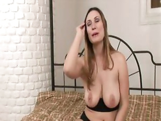 Geile Rucca is a unsatisfactory big-breasted broad who does some anal