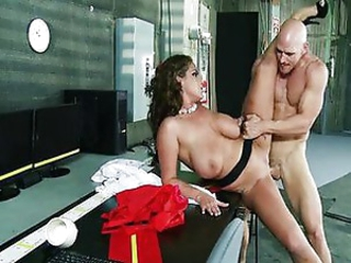 Eva Notty - Big Tits at Work
