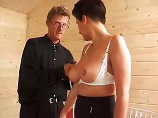 This videotape features scenes of all BDSM part1